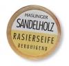 1. Rasierseife mit Sandelholz