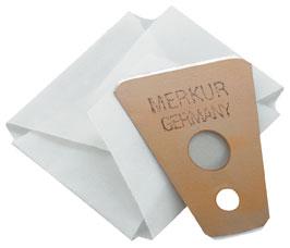 kb.. Merkur Konturenrasierer-Klingen