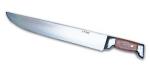 1. Au Nain Fischmesser mit Palisandergriffen 40cm