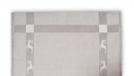 2.Hirsch Küchentücher grau