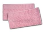 2. Ross Relief Handtuch - Fraise -2er
