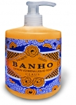 C.Banho Flüssigseife