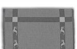 6.Hirsch Küchentücher schwarz